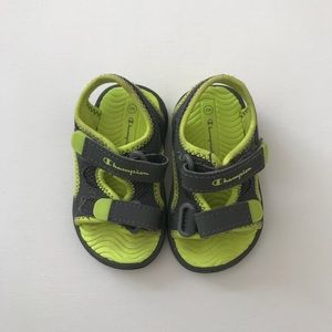 Toddler Champion sandals